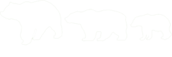 Three Bears Cabins Logo